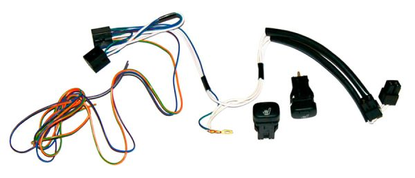 Соединительные проводов для подогрева сидений на ВАЗ 2115, ER-43128