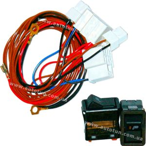 Соединительные провода для подогрева сидений на ВАЗ 2108-09, ER-44206