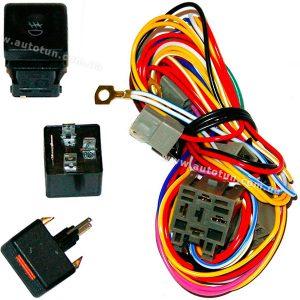 Соединительные провода для противотуманных фар на ВАЗ 2110, PM-11305