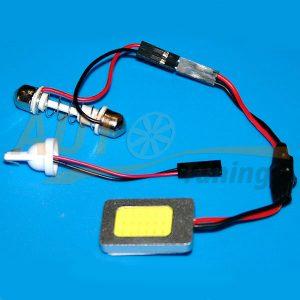 Marcus - Светодиодная матрица для освещения салона (багажника), DC 12V, 18×28 (mm)