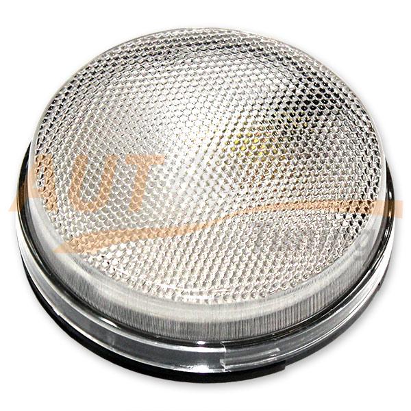 OSVAR - Круглый плафон освещения кабины УАЗ, ЗИЛ, 12V, 0028.023714