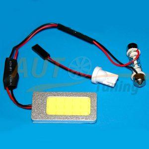 Светодиодная матрица для освещения салона, DC 12V , 22×45 (mm)