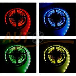 Многоцветная LED лента на метраж, DC 12-24V, RGB, FW-5050RGB-60RW