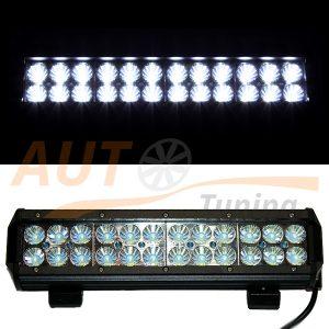 Светодиодная балка 24 LED, 300×75 (мм), Cree™, ближний свет, 72W, 1 шт, GPT-320R
