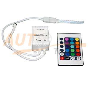 Контроллер управления RGB светодиодной лентой, DC 12V, FW-5050RGB
