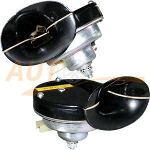 ЛЭЗ - Автомобильный звуковой сигнал на ГАЗ, 222-21-3721000