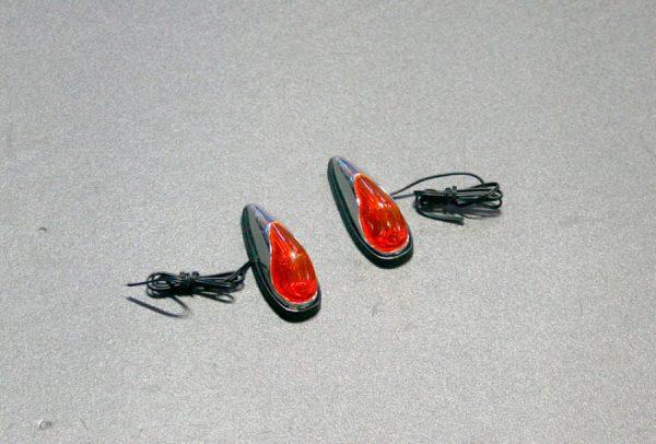 Красная подсветка салона, автомобильное освещение, 2 шт, Red