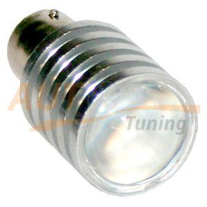 Светодиодная лампа белого света (монокристалл), DC 12V, LW-1156/M-L-R