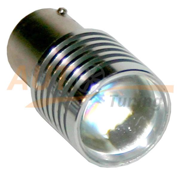 Светодиодная лампа белого света с линзой, DC 12V, LW-1156/M-L-RS