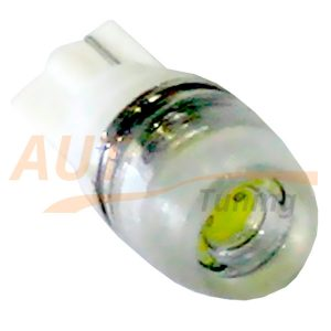Светодиодная лампа белого света с радиатором и линзой, DC 12V, LW-00033L
