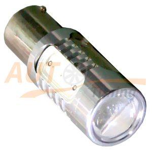 Светодиодная лампа красного света в STOP сигнал, BA9S, DC 12V, LW-00035R
