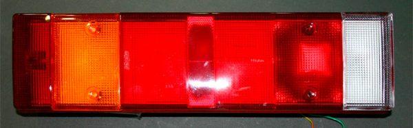 Универсальные СТОП-сигналы на грузовой IVECO, DC 12-24V, 2 шт, IG-18