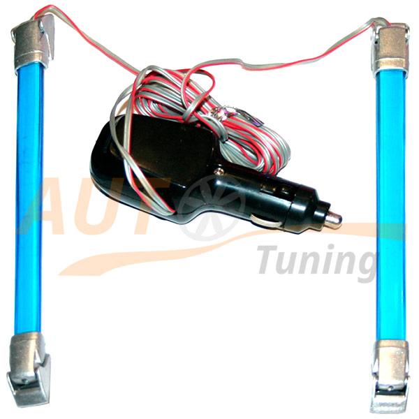 TYPE R - Неоновая подсветка салона автомобиля, Blue, SL 218