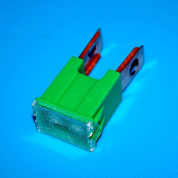 Плавкий предохранитель для автомобиля, 40A, Green, EURO