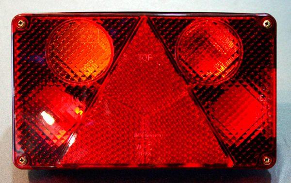 Универсальные СТОП-сигналы на грузовик, DC 12-24V, 2 шт, OL-D