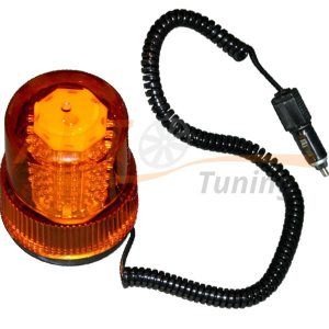 AYFAR – Проблесковый, светодиодный маячок, 12-24V, Yellow, TR-502
