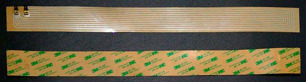 Комплект, терморезистивные обогреватели дворников, CMD-15
