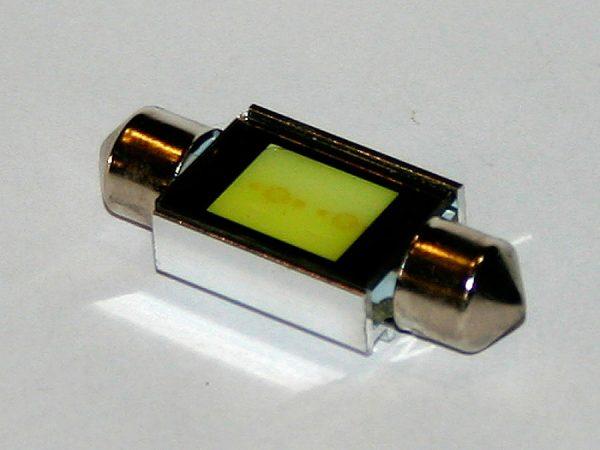 Софитная светодиодная лампа белого света, DC 12V, SV 8.5-35М