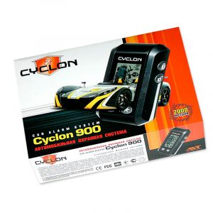 Автомобильная охранная система Cyclon 900 на autotun.com.ua
