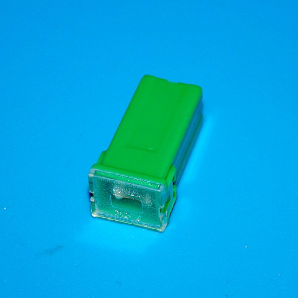 Плавкий предохранитель для автомобиля, 40A, Green, Euro MINI