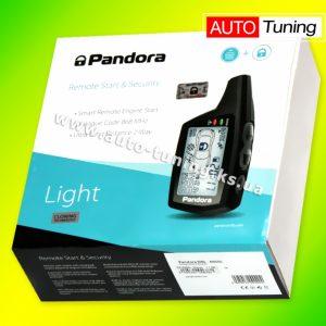 Автосигнализация Pandora DXL, LX: Pandora DXL-0050L на autotun.com.ua