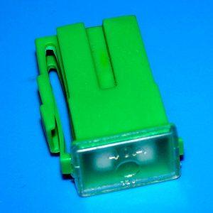 Плавкий предохранитель для автомобиля, 40A, Green, Euro MID
