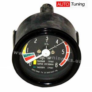 МТЗ - Указатель давления масла на Т-16, Т-25, Т-40, ЮМЗ-6, МТЗ-80 (МД219-А)
