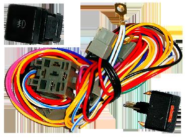 Коннекторы и соединительные провода
