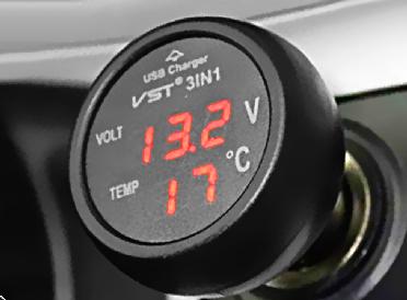 Цифровые приборы: вольтметры, термометры, часы