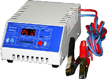 Зарядные устройства для аккумулятора, десульфатир.