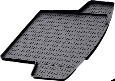Коврики резиновые в багажник авто