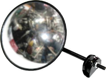 Зеркала - «мертвая зона», бордюрные зеркала