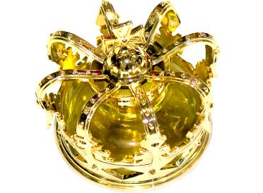 Декоративные освежители воздуха, корона, кубики