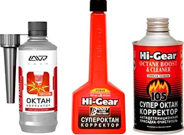 Октан-корректоры химические