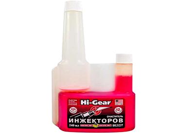 Очистители инжекторов Hi-Gear