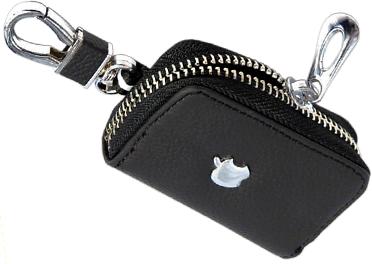 Кожаные чехлы для ключей, сумочки, ключницы