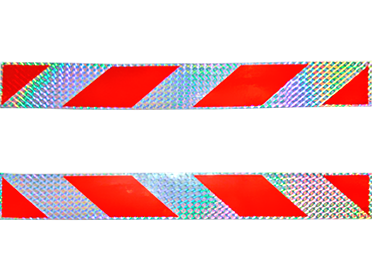 Светоотражающие ленты для контурной маркировки авто