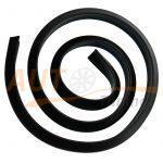 Универсальные защитные накладки на арки автомобиля черные, Black, B-804M