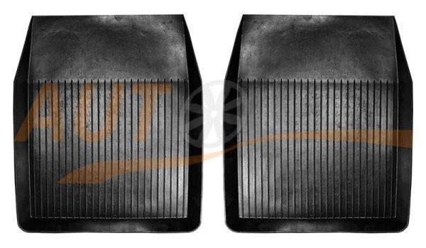 Комплект, универсальные резиновые коврики на на ВАЗ 2101-07, YP-0107R
