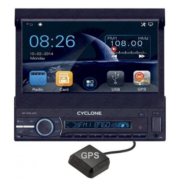 Автомагнитола Cyclone MP-7059 GPS