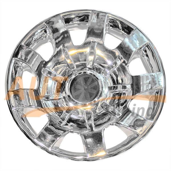 WINJET - Комплект колпаков на колеса R13, Chrome, 4шт, WJ-5064-C