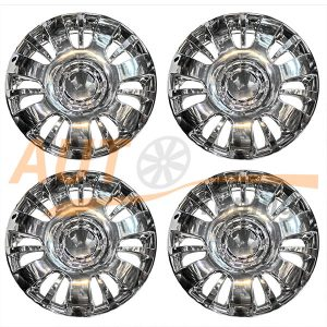 WINJET - Комплект колпаков на колеса R13, Chrome, 4шт, WJ-5065-C