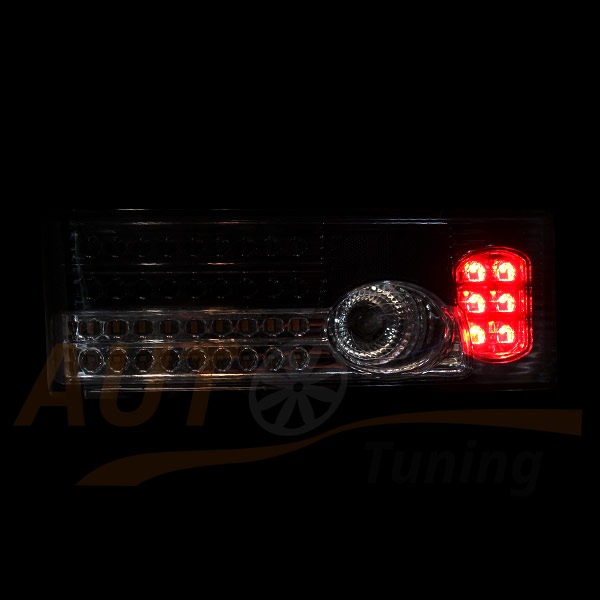 Тюнингованные LED СТОП-сигналы на ВАЗ 2108-09-099, Smoke, 2 шт, LXP-1127S