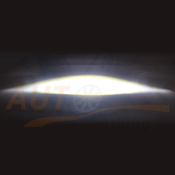 Противотуманные LED-фары на Daewoo LANOS (DACIA Logan), 2шт, ME-89211