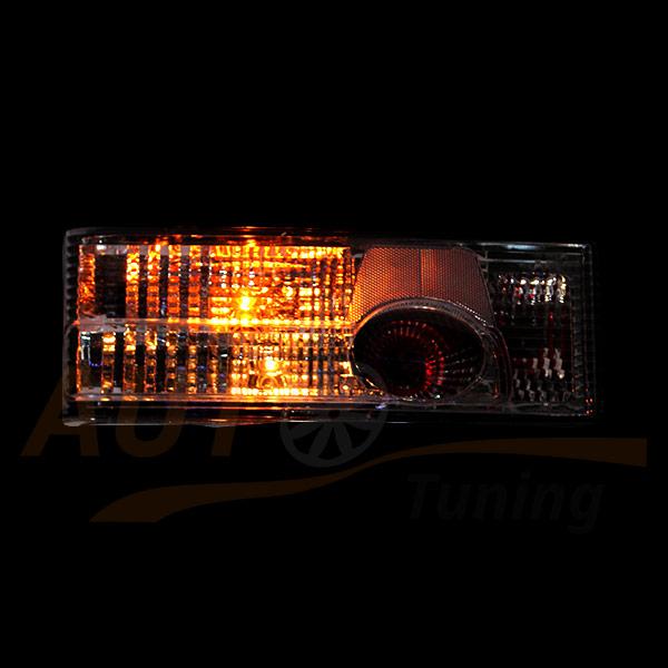 Тюнингованные СТОП-сигналы на ВАЗ 2108-09-099, Chrome, 2 шт, CXP-1124
